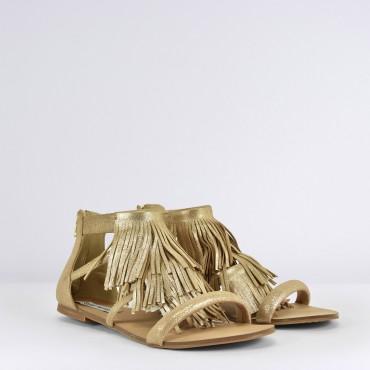 negozio online fbcac 4e82e STEVE MADDEN Sandalo con Frange