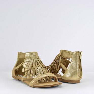 Sandalo con Frange