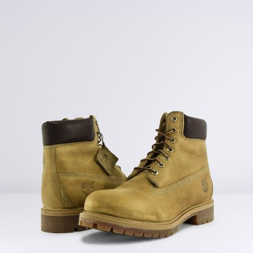 Heritage 6-Inch Premium Waterproof Boot