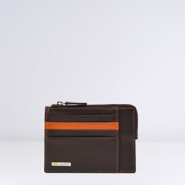 Portacard con Zip