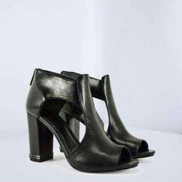 Sandalo Sabrina Open Toe Nero MICHAEL KORS - RICCI SHOP 8ad1ce25064