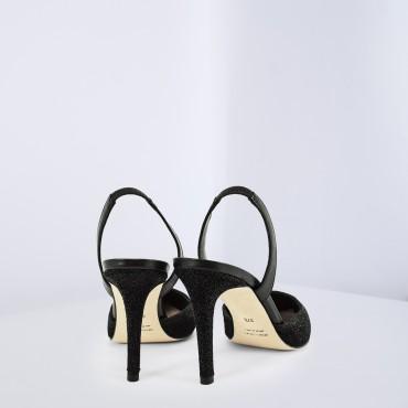 Chanel Glitter Nero