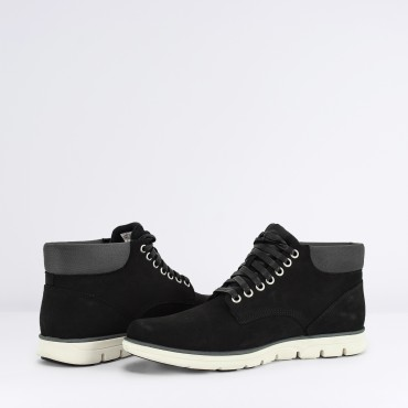 Polacco Chukka Leather Col. Nero