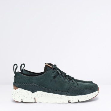 Sneaker Triactive Run Col. Blu CLARKS - RICCI SHOP 0c490adc3f7