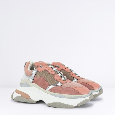 Sneaker Touch Col. Nude