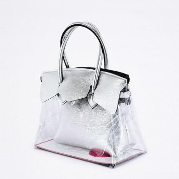 Shopping Miss Plus Pvc Col. Aqua