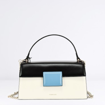 Marc O /'Polo Lara Hobo Bag M A Tracolla Borsa A BLACK NERO