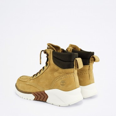 TIMBERLAND M.T.C.R Moc Toe Boot Nabuck Col. Giallo
