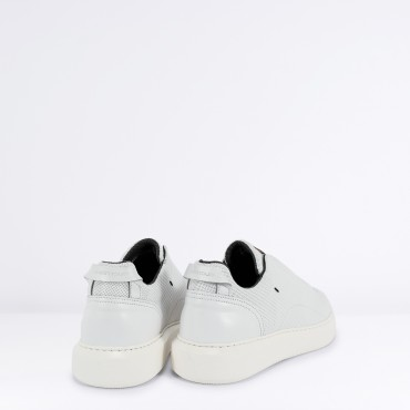 Sneaker Slip on Col. Bianco