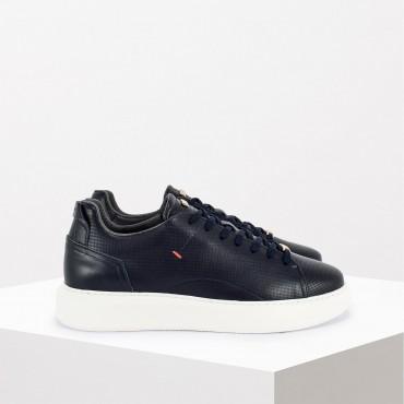 Sneaker Col. Blu
