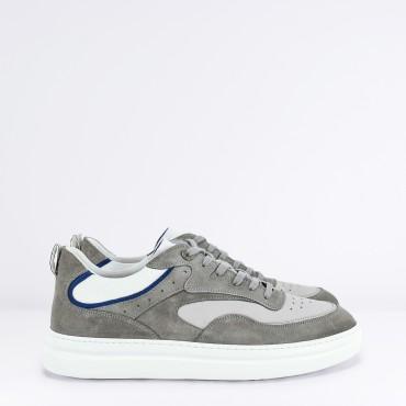 Sneaker Col. Grigio