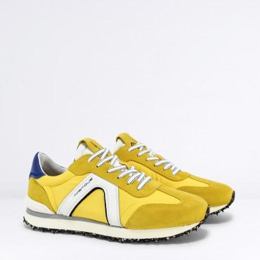 Sneaker Rhome Col. Giallo